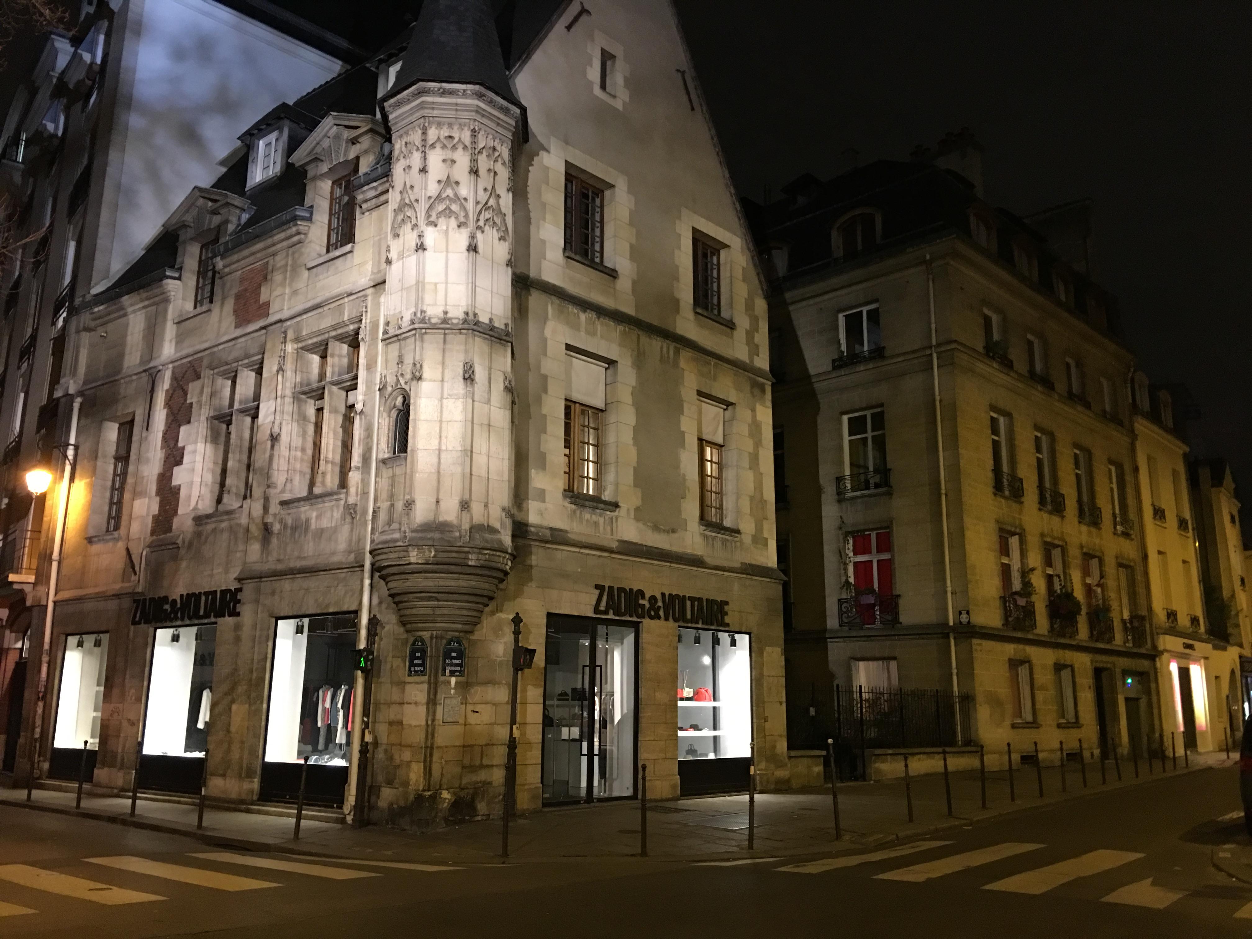 Paris Slide